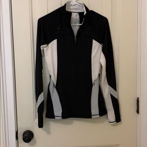 Athletic 1/2 Zip Pullover